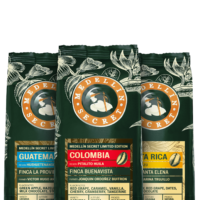 Medellin Secret koffie proefpakket-24.75